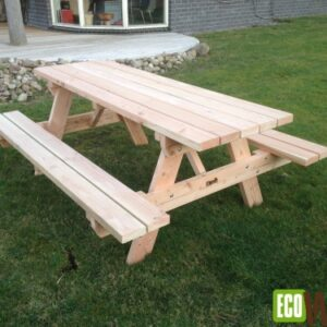 Eco picknicktafel 200 5 2