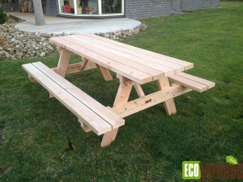 Eco picknicktafel 200 5 2