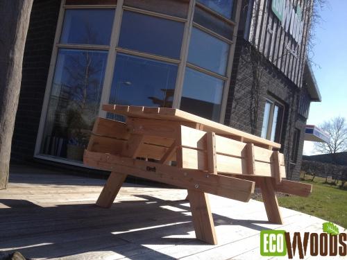 Eco picknicktafel 200 6 1