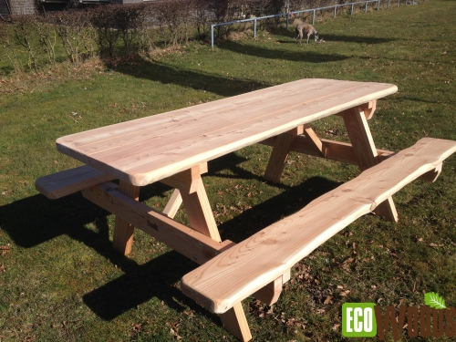 Eco picknicktafel Natuur 200 3