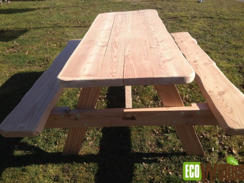 Eco-picknicktafel-Natuur