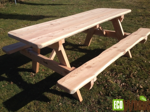 Eco picknicktafel Natuur