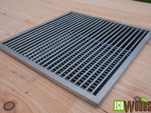 Inbouw BBQ houtskool of gas 1